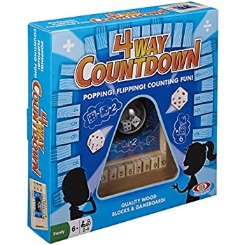 Ideal 4-Way CountDown Game