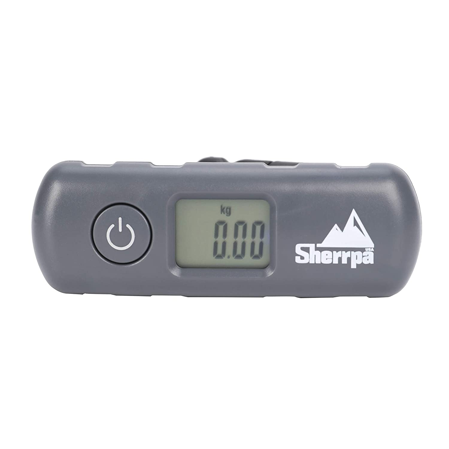 Sherrpa Travel Luggage Digital Scale Black 50 kg Electronic Suitcase Weighting Scale 110 lb