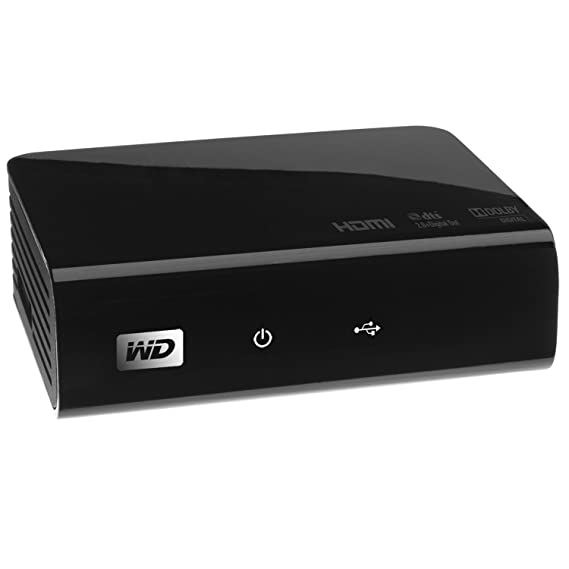 WD WD TV HD 1080P Media Player