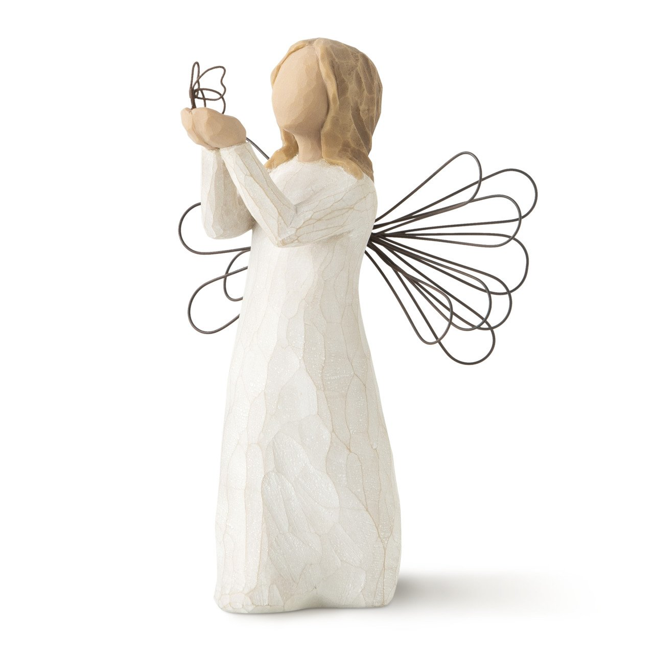 Willow Tree Angel of Freedom, sculpted hand-painted figure