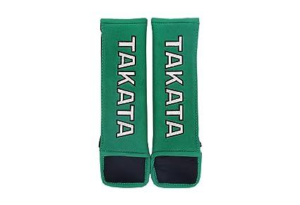Takata 78008-h2 comodidad almohadillas de hombro: 3 inch verde ...