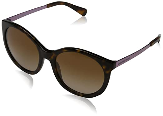 85fea347281e2 Image Unavailable. Image not available for. Color  Michael Kors Womens  Women s Mk2034 55Mm Sunglasses
