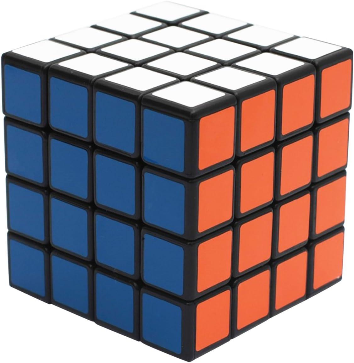 EASEHOME 4x4x4 Speed Magic Puzzle Cube, Rompecabezas Cubo Mágico ...