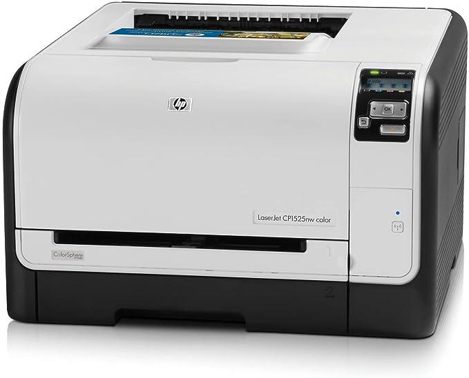 Amazon.com: HP LaserJet Pro CP1525nw Color Printer (CE875A ...