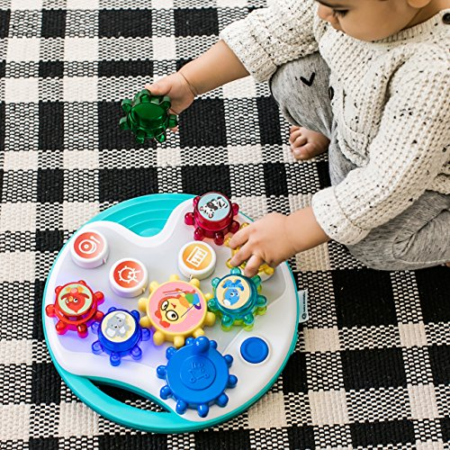 61YC1DXXGpL - Baby Einstein Symphony Gears Musical Gear Toddler Toy with Lights and Melodies, Ages 12 months and up