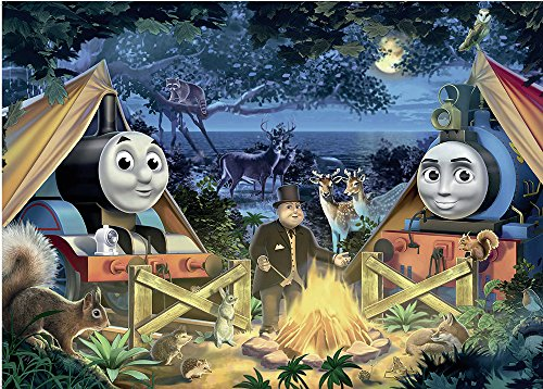 Ravensburger Thomas And Friends Thomas Camps Glow In The