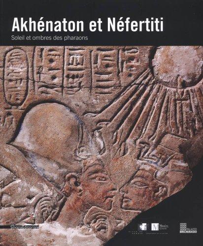 Akhenaton et Nefertiti