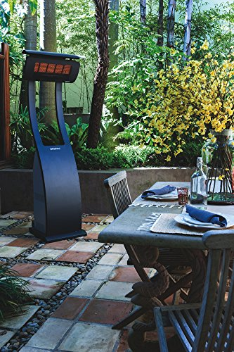 Bromic Heating Portable Radiant Infrared Patio Heater