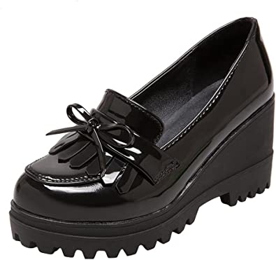 Amazon.com   Wedge Oxfords Shoes for