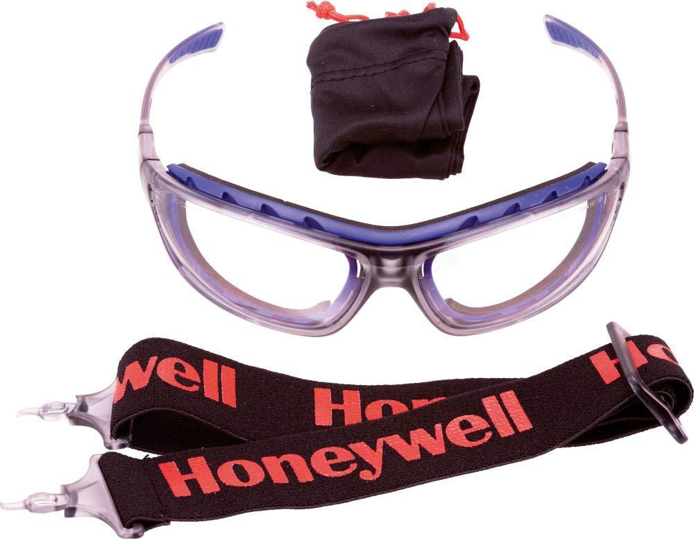 Honeywell 1028640 SP1000 2G Black Frame Clear Lens