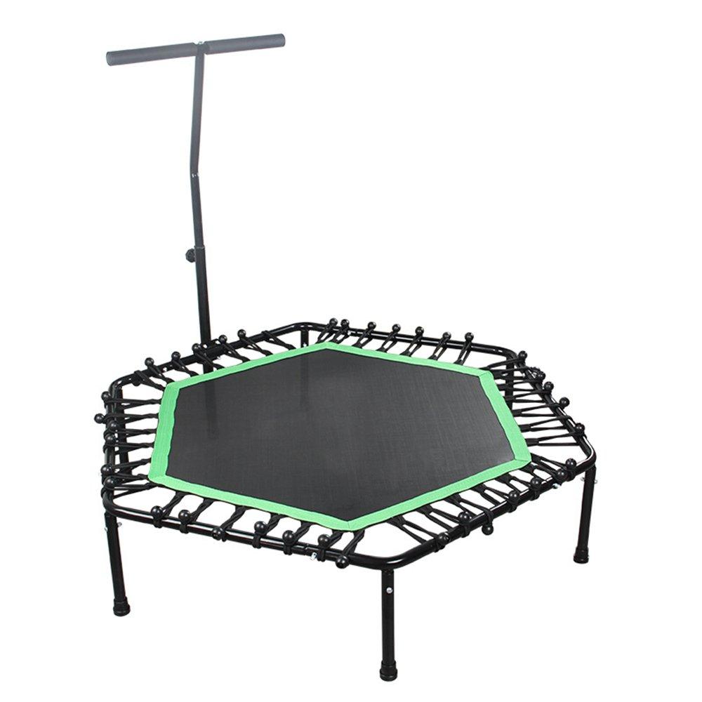 Unbekannt Trampolin-Erwachsenes Turnhalle-Handelshandlauf-springendes Bett Nach Hause im Freienspaßfrühlings-Trampolin 128  115cm