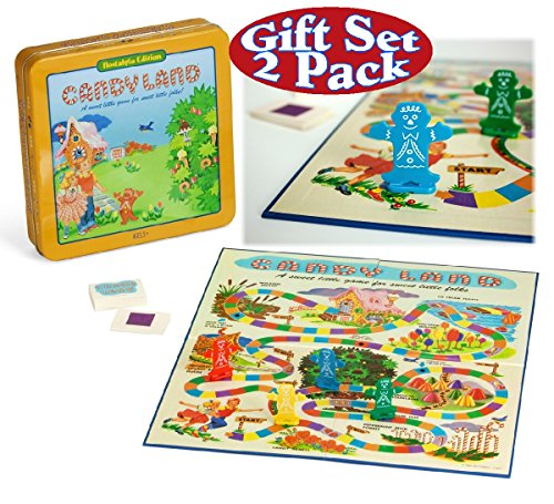Review Candy Land & Chutes