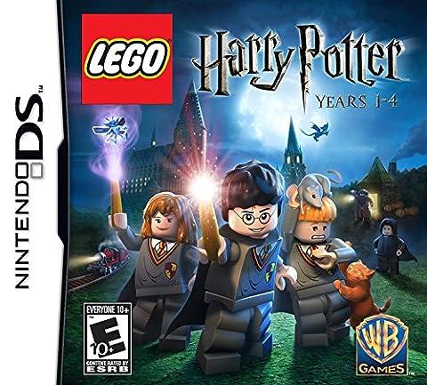 Lego Harry Potter: Years 1-4 - Nintendo DS (Family Guy Lego)