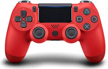 Controlador PS4, Gamepads inalámbricos para juegos Bluetooth ...