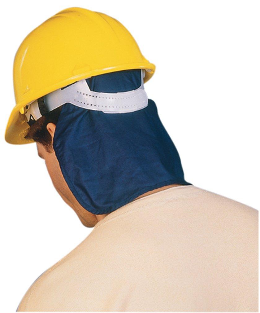 3pck-miracool almohadilla para casco de seguridad con Shade - Refrigeración dura para horas - reutilizable - azul marino: Amazon.es: Amazon.es