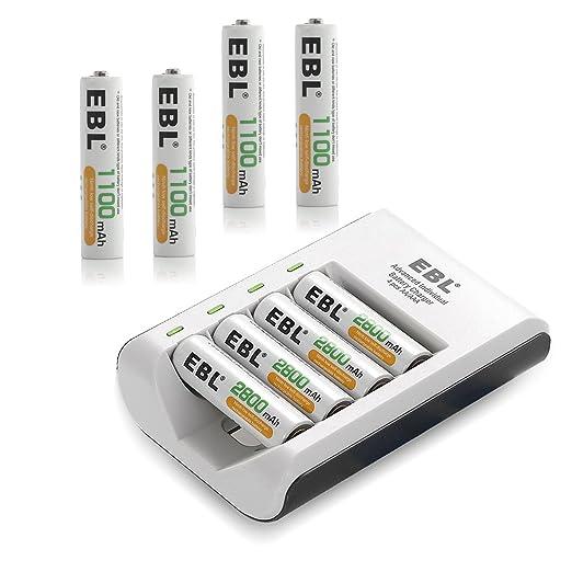 Review EBL 807 LED Rapid