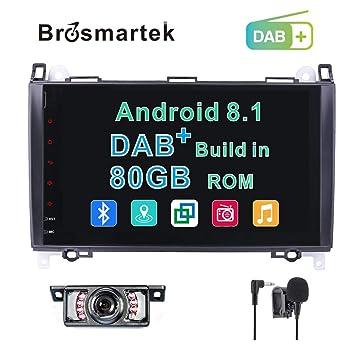 Sistema de Radio estéreo para Coche Android 8.1 Dab+ (Integrado ...
