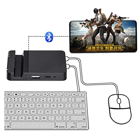 Amazon com: Mobile Fps Game Helper Keyboard Mouse Extension