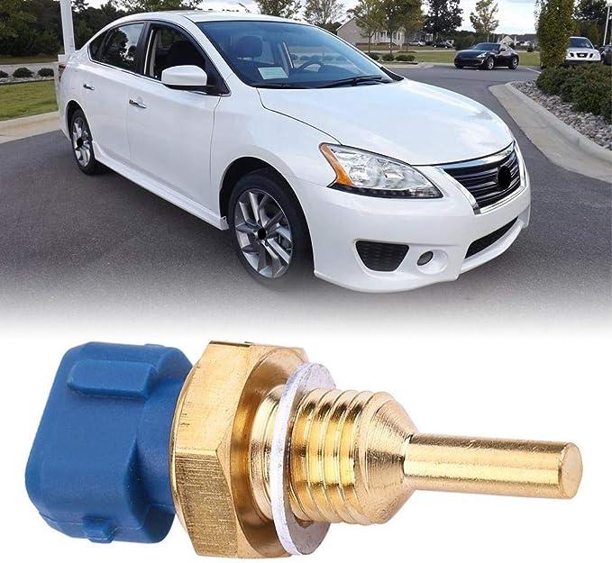 Sensor de temperatura del refrigerante del motor de pl/ástico y metal 22630-51E02 para 240SX Altima Sentra