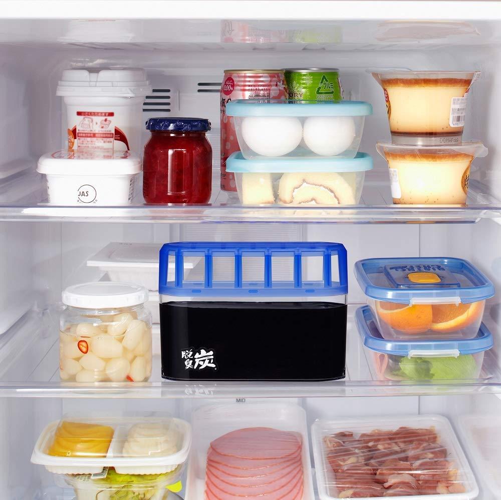 脱臭炭 冷蔵庫用 240g