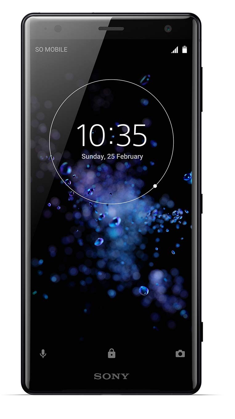 Sony Xperia XZ2 Dual (Black, 64GB)
