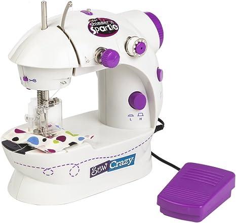 Maquina de coser infantil carrefour