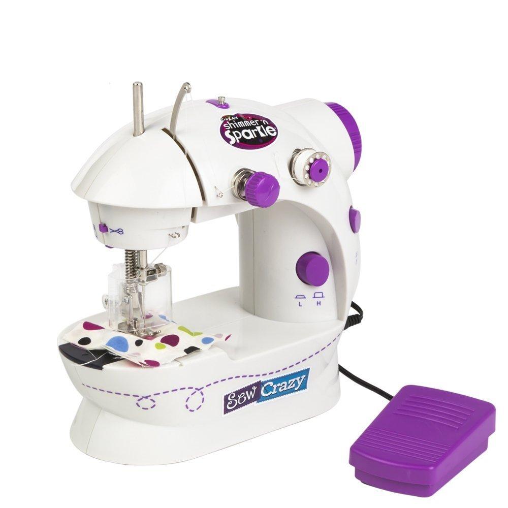 CRA-Z-ART - Shimmer\'n Sparkle Máquina de Coser con Sonido Real ...