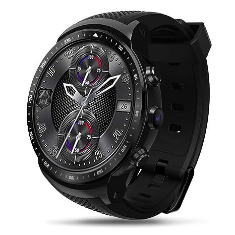 Amazon.com: ZMCY Zeblaze Thor Pro 3G Smartwatch, Android 5.1 ...
