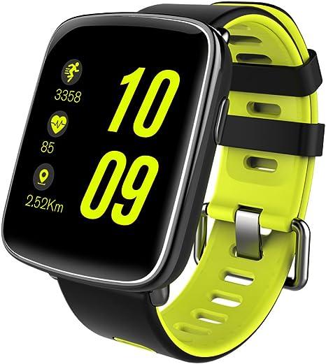 Reloj inteligente, de la marca Gfordt, resistente al agua(IP68 ...