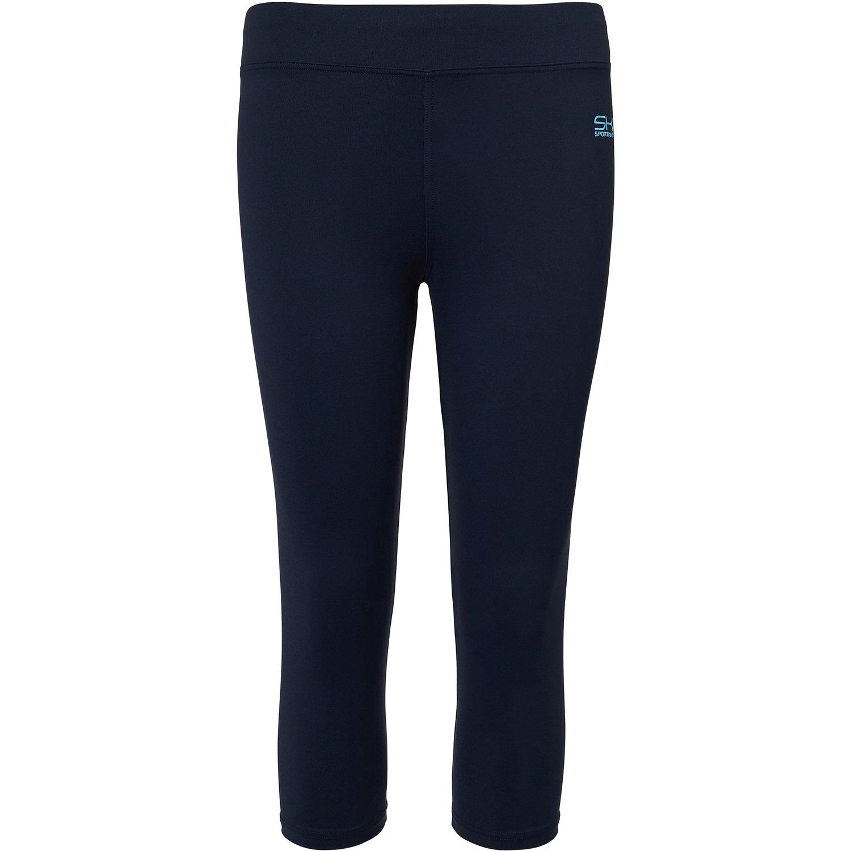 SPORTKIND Girls & Ladies Tennis/Fitness/Sports 3/4 Leggings