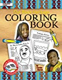 Our Black Heritage Coloring Book (Black Jazz, Pizazz & Razzmatazz)