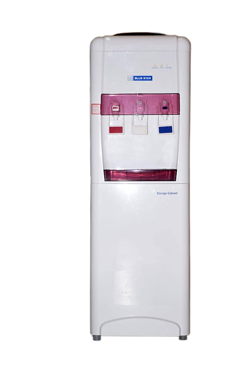 Blue Star Water Dispenser H Series Floor Mounted with