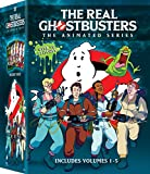 The Real Ghostbusters: Volumes 1- 5 (Bilingual) [Import]