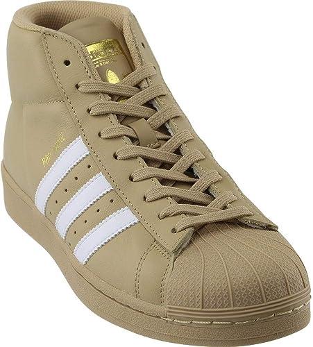 adidas Mens Pro Model Casual Sneakers