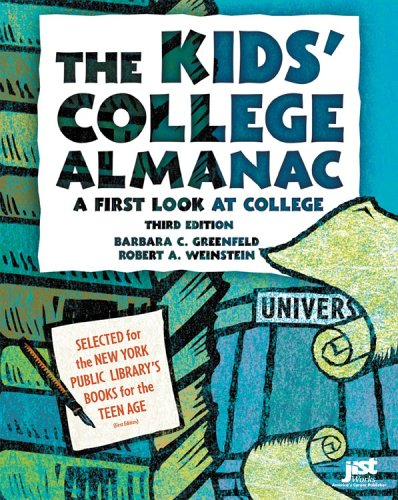 Read Online The Kids' College Almanac: A First Look At College (Kids' College Almanac: First Look at College) pdf epub