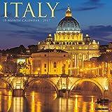 Italy 2017 Wall Calendar