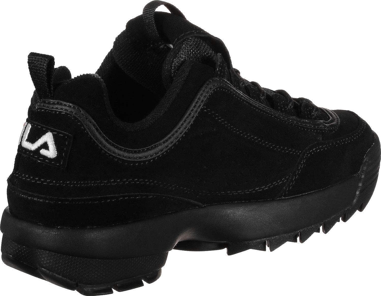 Fila Scarpe Uomo Sneakers Basse 1010490.12V Disruptor S Low  Amazon.it   Scarpe e borse da39e5f4bfc