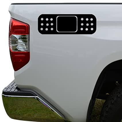 Band aid dent jdm japanese die cut vinyl decal sticker for car truck motorcycle window
