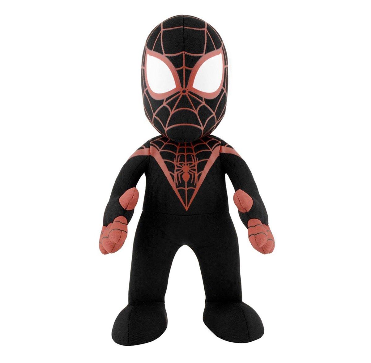 Bleacher Creatures Marvel Universe Spider-Man Miles M. Comics 10'' Plush Figure by Bleacher Creatures