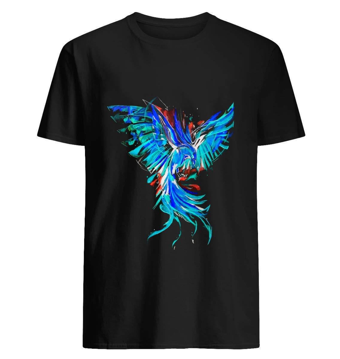 Blue Phoenix 15 T Shirt For Unisex