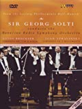 Anton Bruckner: Symphony No. 3 / Igor Stravinsky: Symphony In Three Movements [DVD] [1993] [2002]