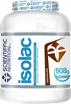 Isolac Whey Protein 908g Chocolate Isolac®