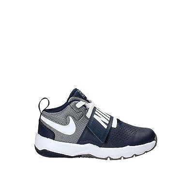 release date: 70996 210da Nike Team Hustle D 8 (PS), Chaussures de Basketball Garçon