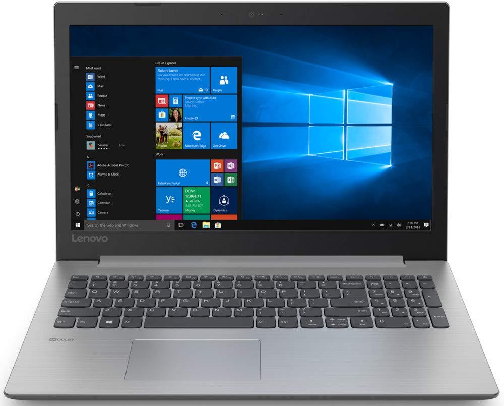 """Lenovo Ideapad 330-15AST - Ordenador portátil 15,6"""" HD (AMD A4-9125, 8GB RAM, 1TB HDD, Intel Graphics, Windows 10) Gris - Teclado QWERTY español"""