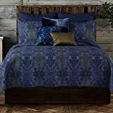 Poetic Wanderlust by Tracy Porter Tracy Porter Gigi Quilt, Queen, Blue