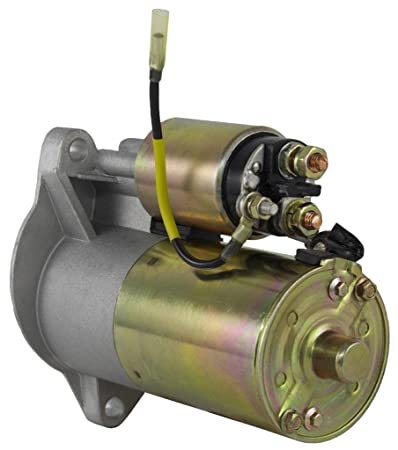 amazon com: new high torque mini starter fits ford mustang 302 351 5 0l  automatic transmissions: automotive