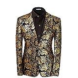 Men's luxury Casual Dress Suit Slim Fit Stylish Blazer