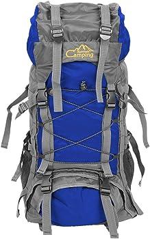Teeker Ultra Lightweight 60L Waterproof Traveling Foldable Backpack