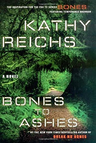 book cover of Bones to Ashes
