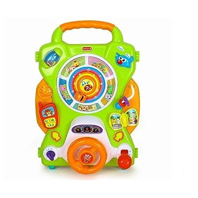 Bébé premiers pas d'activité Walker chariot jouet enfant enfants garçons et filles